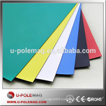 Flexible Colorful Magnet Sheet Magnetic Board