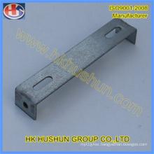 Galvanized Sheet Stamping Parts, Mounting Bracket (HS-PB-007)