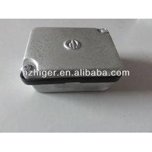 caixa de junção de alumínio / caixa de caminhão de alumínio / caixa de ferramentas de alumínio