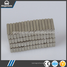 Cheap price custom premium quality tiny dices ferrite magnet