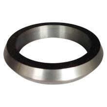 Yn8 anel não magnético de carboneto de tungstênio