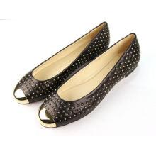 2016 Mode Frauen flache Kleid Schuhe (Hcy02-070)