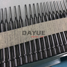 Tungsten Carbide Punch Needle Processing