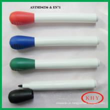 Jumbo Cap Whiteboard Marker Pen with Non-toxic Ink