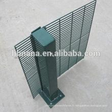 358 clôtures / 358 clôtures de haute sécurité / clôture anti-escalade