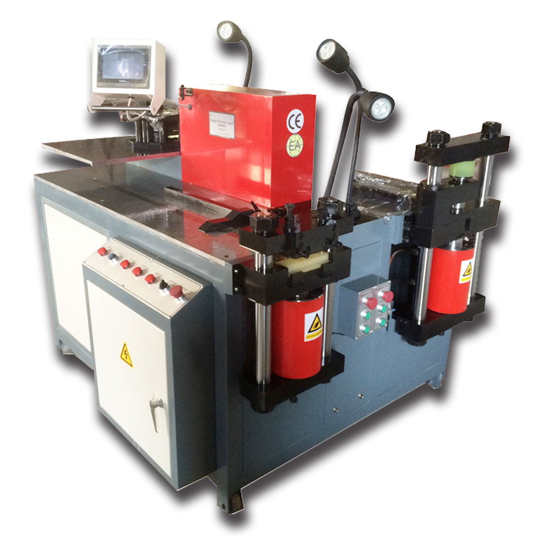 Copper Busbar Punching Machine