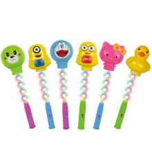 Venta caliente de juguetes de plástico Brillo Flash Stick Flash (H3082008)