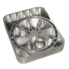Coque en fonte d'aluminium d'occasion