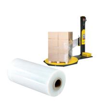 Pack Pallet Film Supplier PE Adhesive Stretch Film Wrap Machine Use Pallet Wrap Film