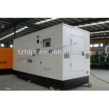 Silent 320KW generator powered by UK diesel ENGINE