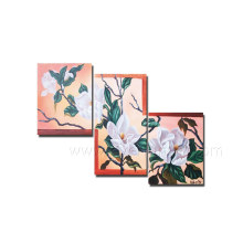 Peinture à l'huile artisanale à la main sur toile pour décoration à la maison (FL3-184)