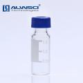 9-425 vis col 2ml auto-échantillonneur chromatographie flacon hplc pour Agilent