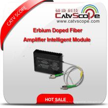 Профессиональный поставщик Высокоэффективный легированный эрбием волоконный усилитель (EDFA) Интеллектуальный модуль