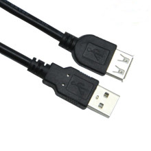 USB AM to AF Extension Data Cable