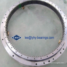 Cross-Roller Slewing Ring Bearing with Inner Gears (RKS. 312290202001)