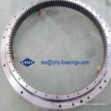 Rolamento de anel de giro de rolos cruzados com engrenagens internas (RKS., 312290202001)