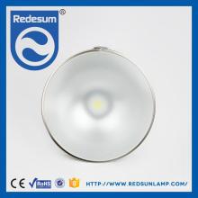 Alumínio corpo PC tampa impermeável levou alta baía luz 100w