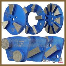 Diamond Floor Grinding Concrete Plate Tool (SYYH-09)