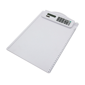 8-digit Screen Display Clipboard Calculator for Promotion