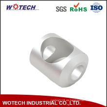 Pieza de torneado que trabaja a máquina de la precisión del CNC de aluminio anodizado de encargo profesional del OEM
