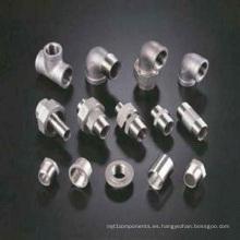 Acoplamiento de tubería del reductor de la camiseta del acero inoxidable (bastidor de precisión)