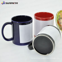 sublimation mug wholesale 11oz ceramic mug printing mug china supplier