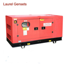 Судовая / автомобильная / промышленная контейнерная генераторная установка с большим топливным баком