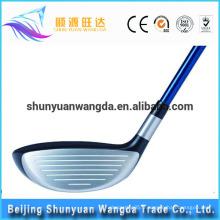 Fiable et variétés de tête de club de golf forgé en fer Une tête de conducteur de golf personnalisée unique