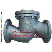 14  WCB/WCC/WC1 flanged check valve/sales@oknflow.com