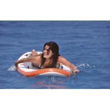 Pranchas de surf infláveis para senhora com guia