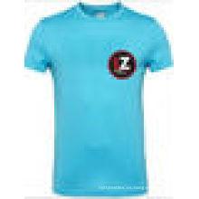 Nueva llegada 100% camiseta de algodón, camiseta de poliéster / algodón