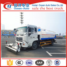 Dongfeng Kingrun 4X2 8TON street cleaning truck supplier for sale