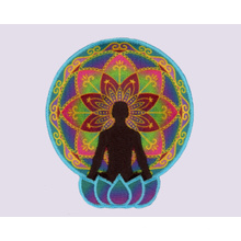 Broderie Sublimation Yoga Sport Patch