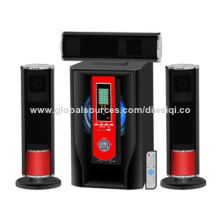New Design 2.0-channel Speakers, Good Price with 2.1 USB Sub-woofer, Can Contact with ComputerNew