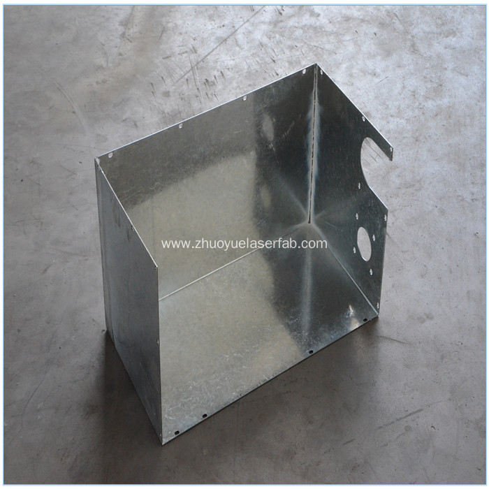 Laser Cutting Service for Galvanized steel