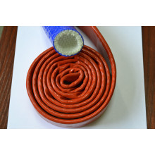 1100 degree Fire Heat Resistant Fiberglass Sleeve