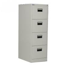 Vertikale Büro-Aktenschrank aus Metall