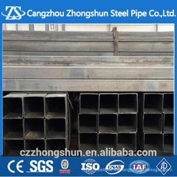 Galvanizado de acero cuadrado de 80x80 precio por kg