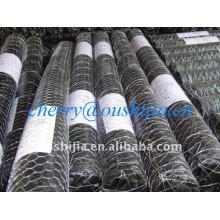Reverse Twist Galvanized Hexagonal Wire Netting(factory&exporter)