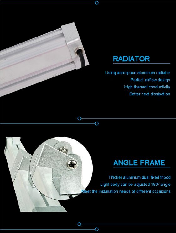 led wall washer ligth