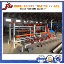 New Type Fashion e Durable Chain Link Fence Machine