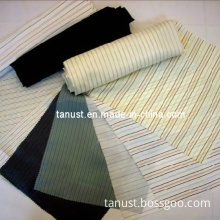 Stripe Conductive Polyester Taffeta Lining Fabric (FT191)