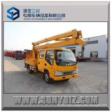 JAC High-Altitude Working Truck 14m