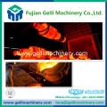 Tourelle de louche pour l'usine de fabrication d'acier