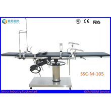 China Manual Extra Low Orthopaedic Operating Room Tables