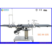 Patient Surgery Manual Hydraulic Orthopedic Operating Table Price
