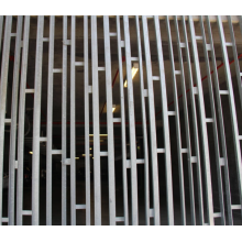 Фирменный экран из металла