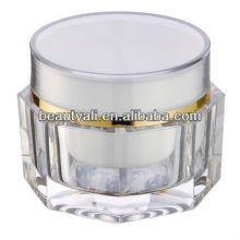2013 novos recipientes cosméticos vazios acrílicos