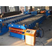 Doppelschicht-Umformmaschine