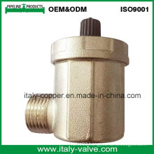 ODM Quality Brass Forged Angle Air Vent Valve (IC-3043)